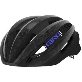 Giro Synthe MIPS Casque, matte black floral